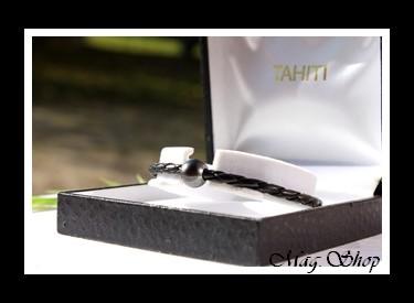 Aumoana Bracelet Perle de Tahiti Modèle 2 MAG.SHOP TAHITI